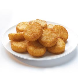 Hash Browns & Wedges