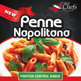 Penne Napolitana