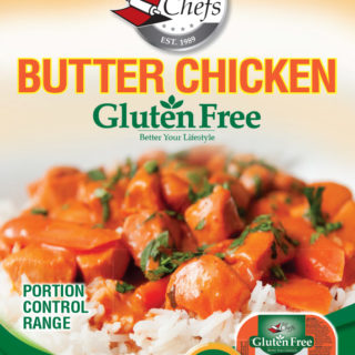 NEW PRODUCT: BUTTER CHICKEN